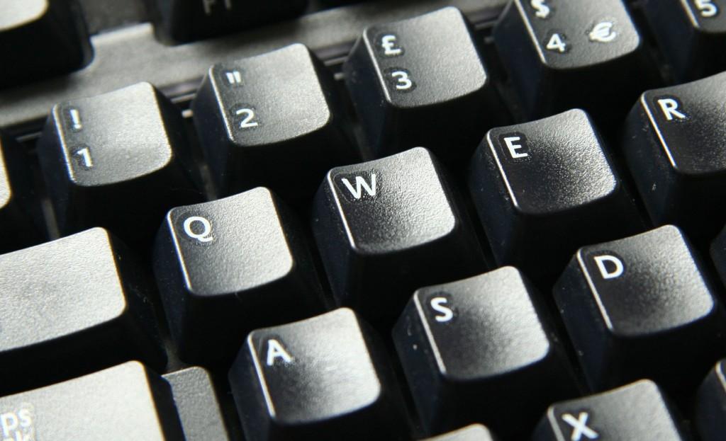 Keyboard by John Ward