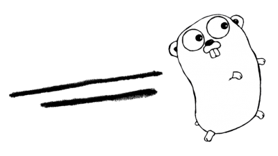 """""""Golang"""" by Renée French (http://reneefrench.blogspot.com)"""
