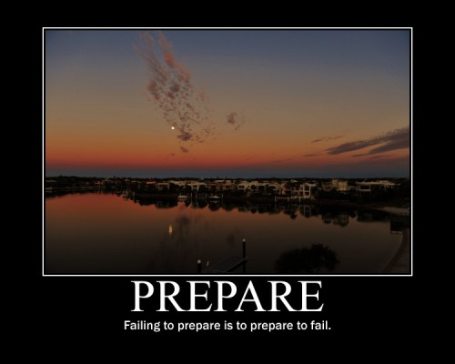 Prepare. to Fail.... by thinboyfatter