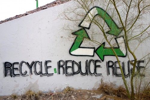 Recycle Reduce Reuse by Kevin Dooley